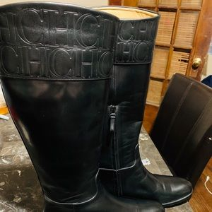 Carolina Herrera boots